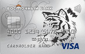 Кредитная карта Восточный Банк